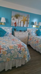 Rm 29 - Poolside OceanFRONT 1 Bedroom Suite. Just Steps to Pool and Ocean. Large, Private Oceanfront Patio. Picture 1