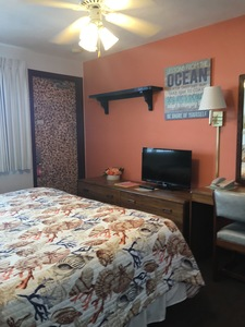 Rm 15 or 17 - Value Room - 1 KING Bed. 2nd floor. Street/Parking View. Photo 3