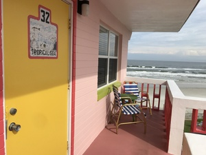 Rm 30 or 32 - OceanFRONT 1 Bedroom Suites with Panoramic Oceanfront/Pool Views Picture 1