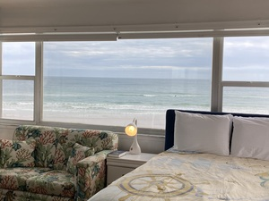 Rm 30 or 32 - OceanFRONT 1 Bedroom Suites with Panoramic Oceanfront/Pool Views Photo 7