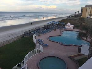 Rm 30 or 32 - OceanFRONT 1 Bedroom Suites with Panoramic Oceanfront/Pool Views Photo 1