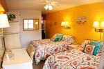 Value Room - 2 Double Beds - Street/Parking View.  Ideal for Travelers on a Tight Travel Budget. Picture 1