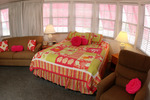 One -Room Studio with Kitchen (Queen Bed with Pillow-top Mattress - Corner Room) #19 Picture 1