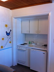Efficiency Studio with Kitchen (1 Double Bed) #18 - Great Choice for a Solo Traveler or a Couple Picture 4