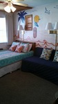 Fun, Beach-Themed Small Suite Room #14 Picture 1