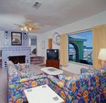 Gloriously Colorful and Cheerful Oceanfront Beach House Picture 5