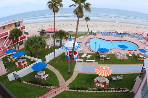 Tropical Manor Daytona Beach Florida